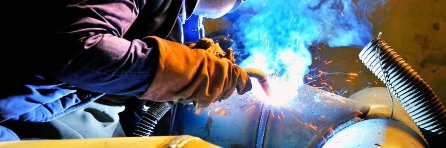 Soldas Especiais para o setor industrial